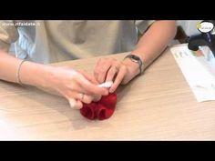 Come fare angioletti fai da te parte 1 - YouTube