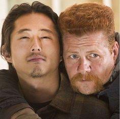 Glenn and Abraham