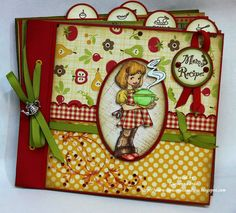 Whiff of Joy - Tutorials & Inspiration: Recipe's Book by Giò