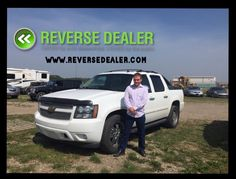 @ReverseDealer: 2007 #Chevrolet #Avalanche fully loaded with sunroof and leather!  Priced at $17,600! (403) 896-3749  www.reversedealer.com  Red Deer Red Deer, Used Cars, Chevrolet, Vehicles, Leather, Rolling Stock, Vehicle