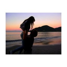 couple icon by ~♥ɖoʀkʏɖąʀcʏ♥~ ❤ liked on Polyvore featuring couples, pictures, love, backgrounds and photos