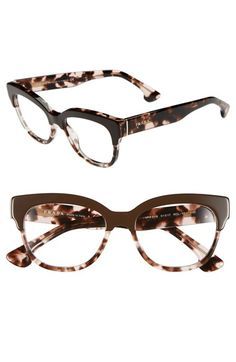 5e110d10f7 Free shipping and returns on Prada 51mm Optical Glasses (Online Only) at  Nordstrom.