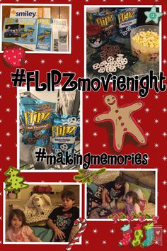 #FLIPZmovienight was a success! Making memories with popcorn, FLIPZ Chocalate & White fudge covered pretzels! We had the best time! They were so good and the kids loved them! Thank you Smiley360 for the free coupon for free FLIPZ! I received this product free for my honest review!  Will be adding FLIPZ to all our upcoming movie nights!