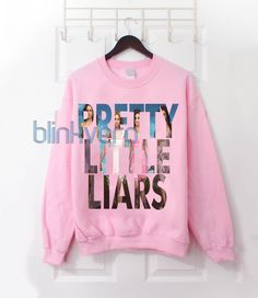Pretty little liars awesome sweater t shirt top unisex adult //Price: $23 & FREE Shipping //     #shirts