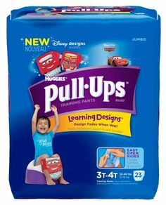 Huggies Pull-Ups Learn...