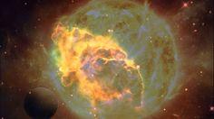 COSMIC CHAKRA CHANTS for SOLAR PLEXUS CHAKRA - RAM Seed Mantra Chanting ...