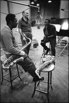 Diary Of A Radical Conformis John Coltrane and Miles Davist