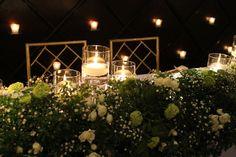 Wedding planning:Shinichiro Nishida/www.magritte.co.jp  Floral design:Harumi Matsunari  Venue:THE MAGRITTE/Okayama JAPAN  Space design:GREAT PLANNING INC./www.greatplanning.jp
