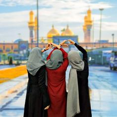 Muslim Pictures, Bff Pictures, Best Friend Pictures, Muslim Couple Photography, Girl Photography Poses, Beautiful Muslim Women, Beautiful Hijab, Hijabi Girl, Girl Hijab