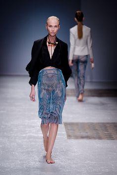 Steffie Christiaens - Paris Fashion Week - Pret à Porter - Spring / Summer 2013