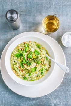 From The Kitchen: Spring Risotto