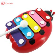 Orff Instrument Sets Wooden Toys Kids Boys Girls Music Learning Materials #1