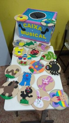 Animal Busy board Sensory board Latch board Toddler toy Busyboard Educational toy Fidget board Busy book Christmas baby toy Gift 2 year old Foam Crafts, Diy And Crafts, Crafts For Kids, Pool Noodle Games, Farm Animals Preschool, Latch Board, Mini Games, Busy Book, Reggio