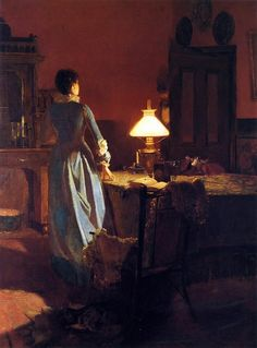 Twenty minutes past three - Tom Roberts ( 1900 )