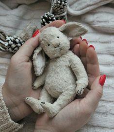 bunny by Inga Panteleeva