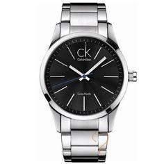 Ρολόι Calvin Klein New Bold Black Dial - K2241102 - http://rologia.org/%cf%81%ce%bf%ce%bb%cf%8c%ce%b9-calvin-klein-new-bold-black-dial-k2241102/