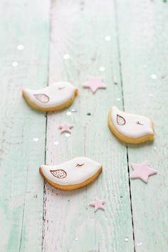 Em formato de passarinhos, tema que tem sido muito usado em casamentos. #Amei #Wedding #Lindos