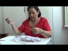 Mulher.com 10/04/2015 - PRISCILA MULLER PANO EM PATCHAPLIQUE COM PINTURA PT1 | Cantinho do Video