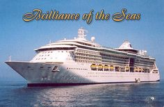 Brilliance of the Seas. Royal Carribean Cruise Lines