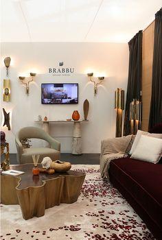 The Best Moments From BRABBU At Decorex 2017 So Far London Design Festival Events Interior LDF Interiordesign Read M