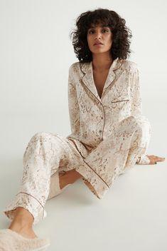 Nicole pyjamas trousers 199.00 NOK, Homewear & Pyjamas - Klær - Gina Tricot