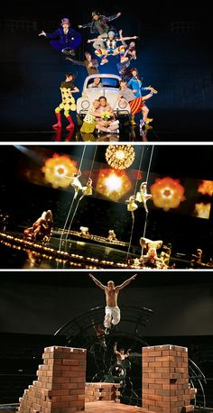 "For those who go to Las Vegas I recommend this show from Cirque du Soleil: ""The Beatles – Love"" at the Mirage Hotel. If you like the Beatles then you will go crazy!!  It's a lovely show, with the best circus performers in the world, incredible special effects and great music."