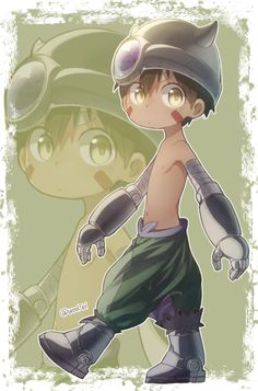 Made in Abyss, Reg