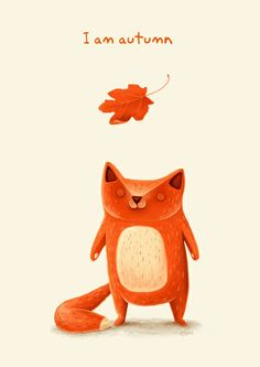 I am Autumn by Lime ||| fox