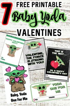 I've gathered 7 Free Printable Baby Yoda Valentines you can print out and gift to friends, family and the one you love. Ya know, the one you love just about as much as you love Baby Yoda. Valentine Day Crafts, Happy Valentines Day, Inexpensive Gift, Valentine's Day Diy, Free Baby Stuff, Free Printables, Printable Crafts, Friends Family, Crafts For Kids