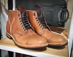 Viberg Boots and Clothing for Autumn/Winter 2012