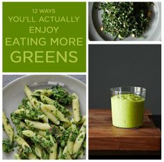 12 Ways You'll Actually Enjoy Eating More Greens In 2014 |