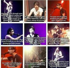 The perfect Alex Gaskarth - Therapy speeches