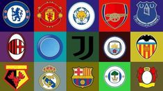 Play the Premier League Logo Quiz by guessing the logo of each of the English Premier League clubs. Play the online Premier League logo quiz and check your answers and see your score. Premier League close up logo quiz. Premier League Logo, Guess The Logo, Football Photos, Trivia Quiz, English Premier League, Badge, My Favorite Things, Play, My Love