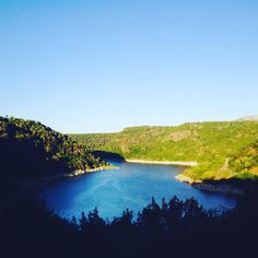La #sardegna è qui! #lago #cedrino #dorgali #bitas2015 #dafareadorgali #work #travelblogger #tourism by bertapi | #Supramonte's - #Sardinia #Sardegna