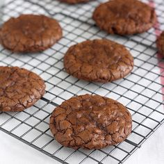 Tracey's Culinary Adventures: Chocolate Truffle Cookies