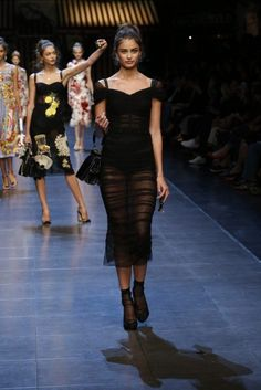 Dolce & Gabbana 2016 Spring / Summer