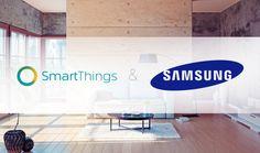 ¡Actualidad! ¿Sabías que la compañía SmartThings ahora es de Samsung? #smartThings #samsung