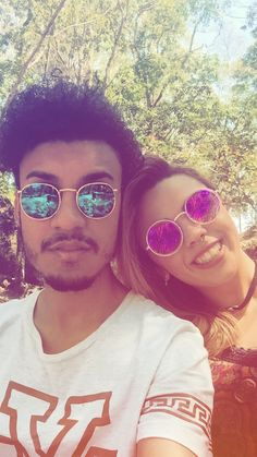 Mirrored Sunglasses, Sunglasses Women, Couple Pictures, Married Couple Photos, Couple Photography, Drawings Of Couples