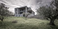 Gallery of Olive and Stone Residence / Nikos Mourikis - 13