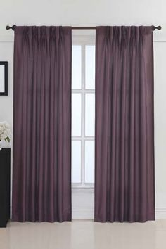 1000 Images About Curtain Finishes On Pinterest Pinch