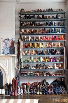 shoe shoe shoe shelves