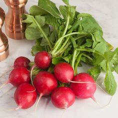 Organic Red Radish Bunch