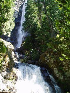 Rainbow Falls, Stehekin, Lake Chelan