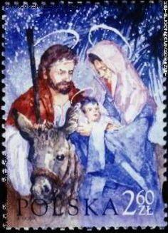 Znaczek nr: 3936 - Boże Narodzenie