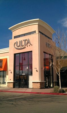 Ulta just opened in Vacaville's Nut Tree shopping center in March 2012! It is a one-stop beauty shop with make up, fragrances, skin and hair care, and more.