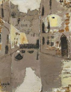 """Setsuko Migishi       """"Petit canal, Venise"""""""