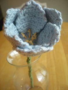 Pattern & Tutorial: Crochet Tulip   Bethy Boodle. FP 3/15