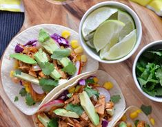 These jackfruit tacos are spicy, delicious and super simple to whip up. They make an excellent vegan friendly dinner option! Plum Pie Recipe, Chipotle Pepper, Dinner Options, Red Cabbage, Smoked Paprika, Vegan Friendly, Coriander, Pie Recipes
