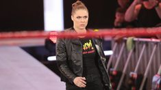 WWE Raw results recap: Ronda Rousey and Roman Reigns impress in hot show Ronda Rosey, Ronda Jean Rousey, Road To Wrestlemania, Rowdy Ronda, Wwe News, John Cena, Roman Reigns, Role Models, Wrestling