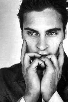 Joaquin Phoenix - intrigued by him
